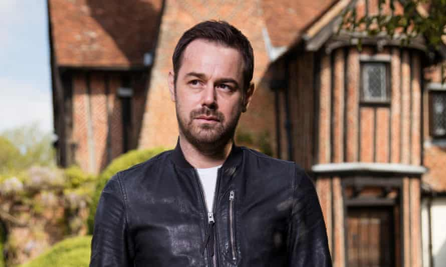 Royal and noble ancestors ... Danny Dyer in Who Do You Think You Are?