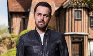 Blazing through prison records and workhouse databases … Danny Dyer in Who Do You Think You Are?