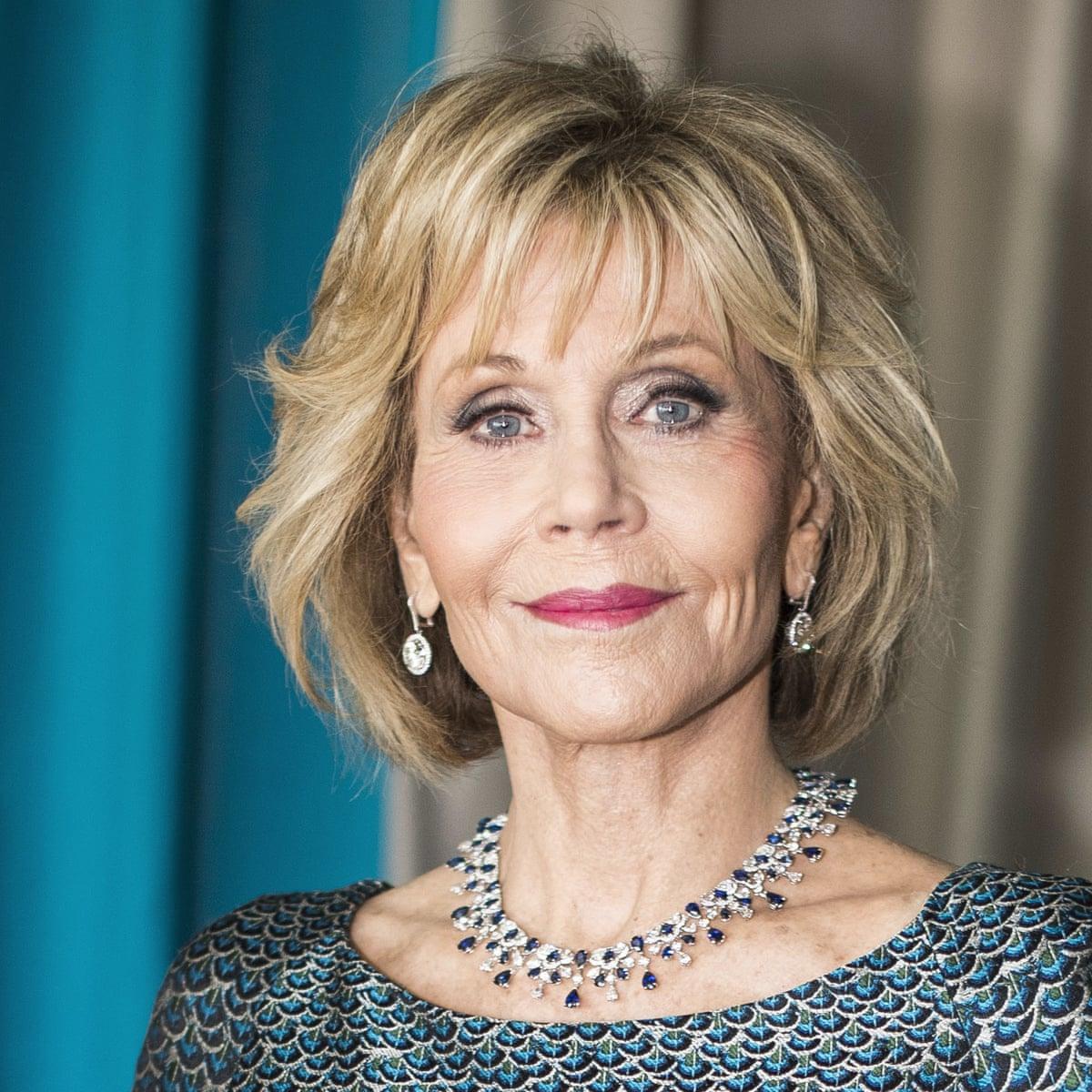 Jane Fonda: 'I'm 80! I keep pinching myself. I can't believe it ...