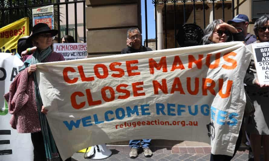 Manus Nauru