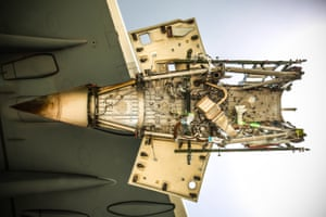 Where to startTechnical and engineering , first prize. The empty engine bay of a Royal Air Force A400M Atlas aircraft. The Atlas underwent an engine change at RAF Akrotiri, Cyprus whilst hopping between the UK and the Middle East.