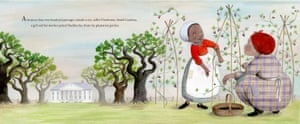 Slavery as depicted in A Fine Dessert.