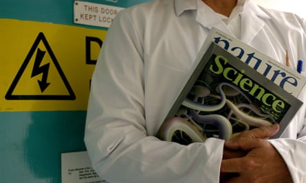 The study's authors say that while academics are rewarded for publishing novel work often and in high-profile journals, bad scientific practice will 'run rampant'.