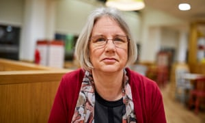 Labour's candidate in the Copeland byelection is Gillian Troughton.