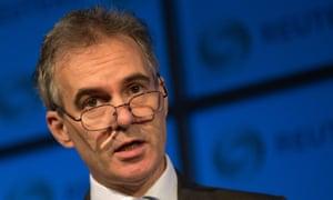 Deputy Governor of the Bank of England Ben Broadbent.