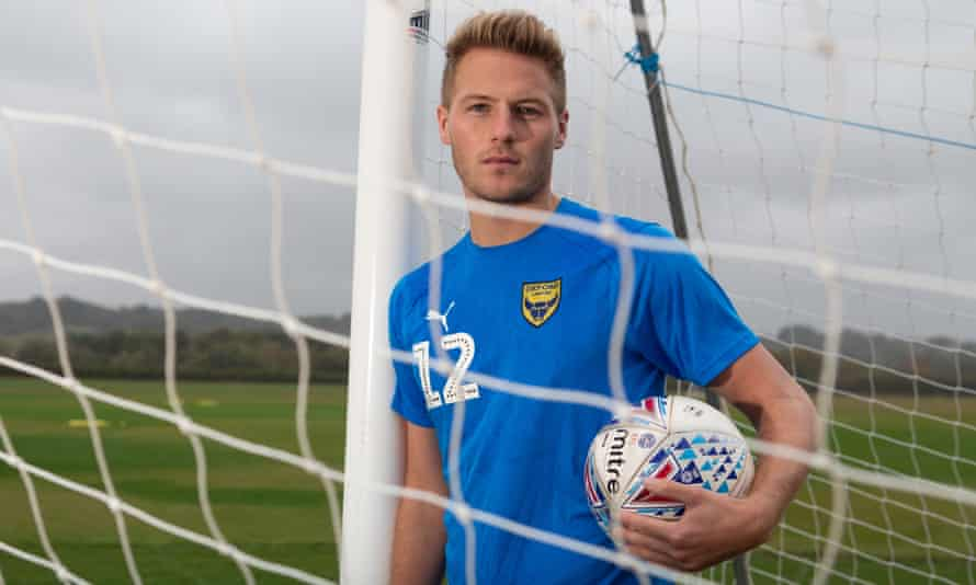 Oxford United's Cameron Norman scored 11 goals and provided 26 assists from right-back for King's Lynn last season.