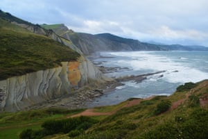 Northern Spain, Zumaia