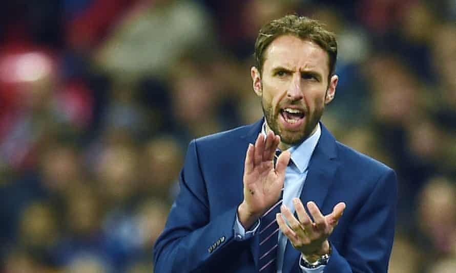 'Your average man would be happy to tell Gareth Southgate how to manage the England football team.'