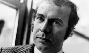 Hugh McIlvanney in 1973.