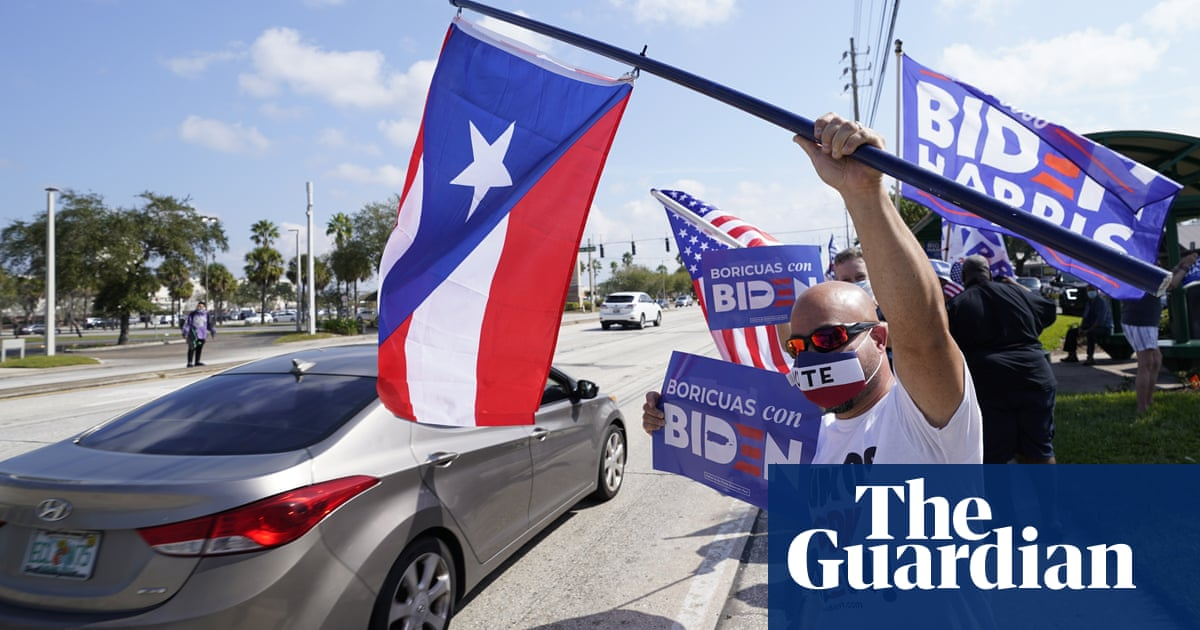 Latinos the targets of election disinformation – but activists are fighting back - the guardian