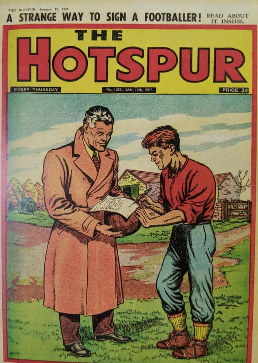 The Hotspur, 1957.