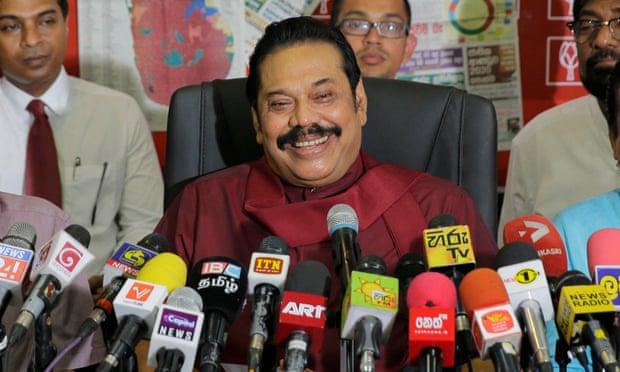 Sri Lanka opens door for return of divisive former president