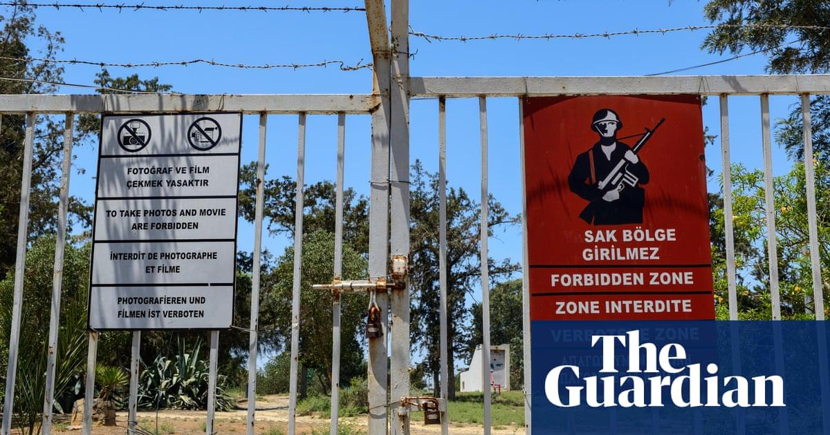 No man's land: three people seeking asylum stuck in Cyprus's buffer zone