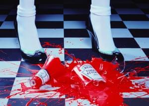 A Drop of Red #2, 2001 Miles Aldridge