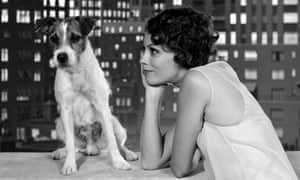 Uggie and Bérénice Bejo in The Artist