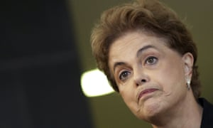 Dilma Rousseff spoke to reporters on Friday at the end of a meeting with rectors of federal universities.