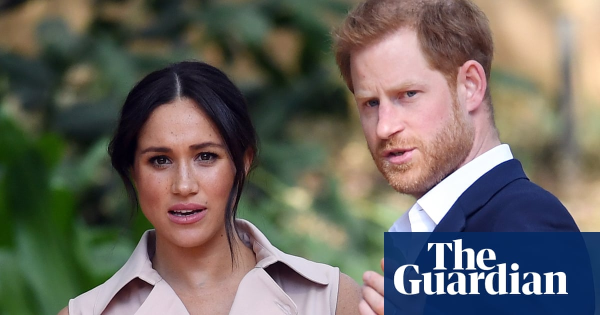 Harry and Meghan reject claim Queen not consulted on Lilibet name