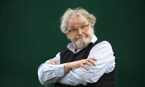 Alasdair Gray pictured in 2009.