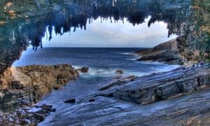 Admirals' Arch, Kangaroo Island