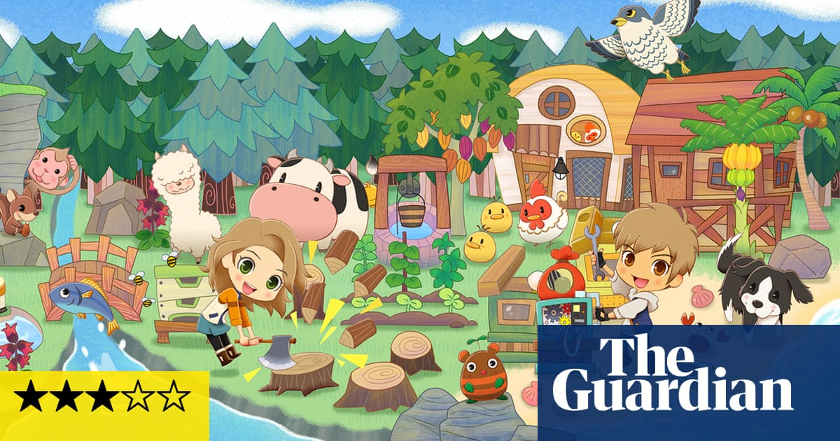 Story of Seasons: Pioneers of Olive Town review – limited earthly delights