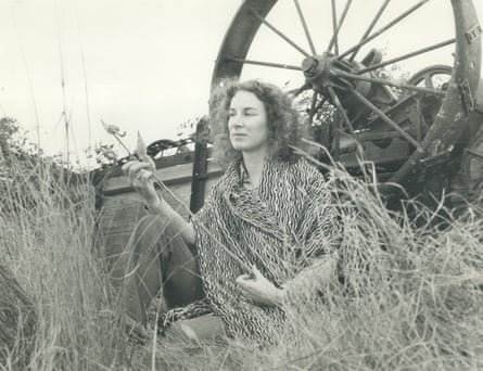 Margaret Atwood in 1972.