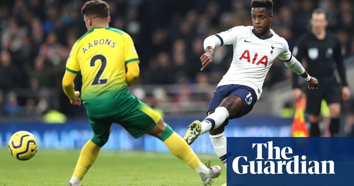 Ajax keen to take Ryan Sessegnon on loan from Tottenham