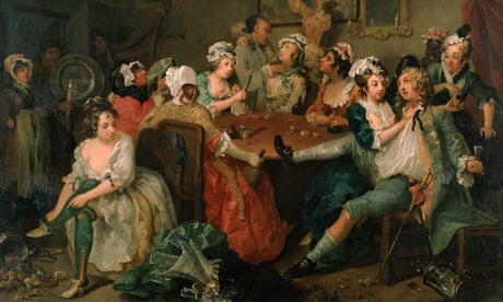Where is this orgy taking place? The great British art quiz