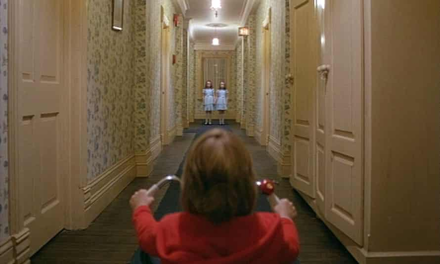The Grady twins from the 1980 adaptation of The Shining.
