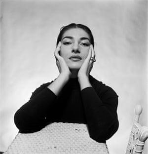 Maria Callas, 1957