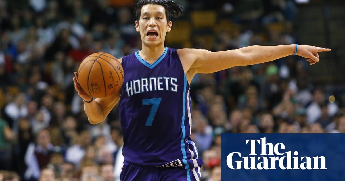 64dc2ca7f745 And one of the stars of the NBA playoffs is ... Jeremy Lin
