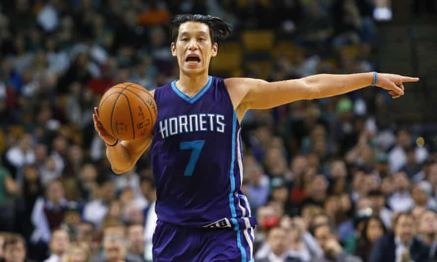 Jeremy Lin averaged 11.7 points, 32 rebounds and 3.0 assists last season for the Hornets.