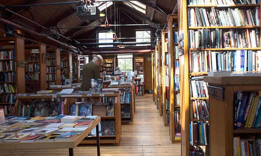 book shop interior