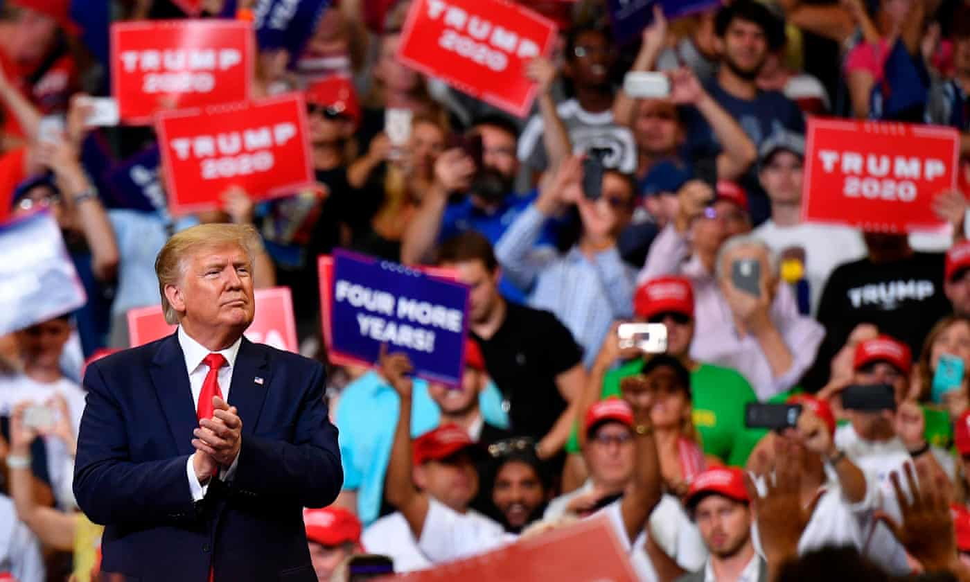 Trump's 2020 campaign launch: the key takeaways