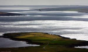 Rural perspectives … the view across Broadhaven Bay, County Mayo.