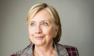 Hillary Clinton … 'I hoped I wouldn't see the worst of my fears come true.'