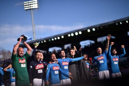 A big win for Napoli.