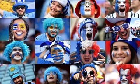 World Cup 2018 quarter-final: Uruguay v France – live!