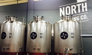 North Brewing Company in Leeds, which uses the plant bog myrtle in its pale ale