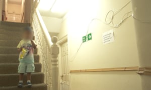 Eighteen women and 15 children are living in this Hounslow property.