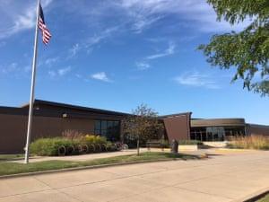 Davenport Public Library, Eastern Avenue Branch