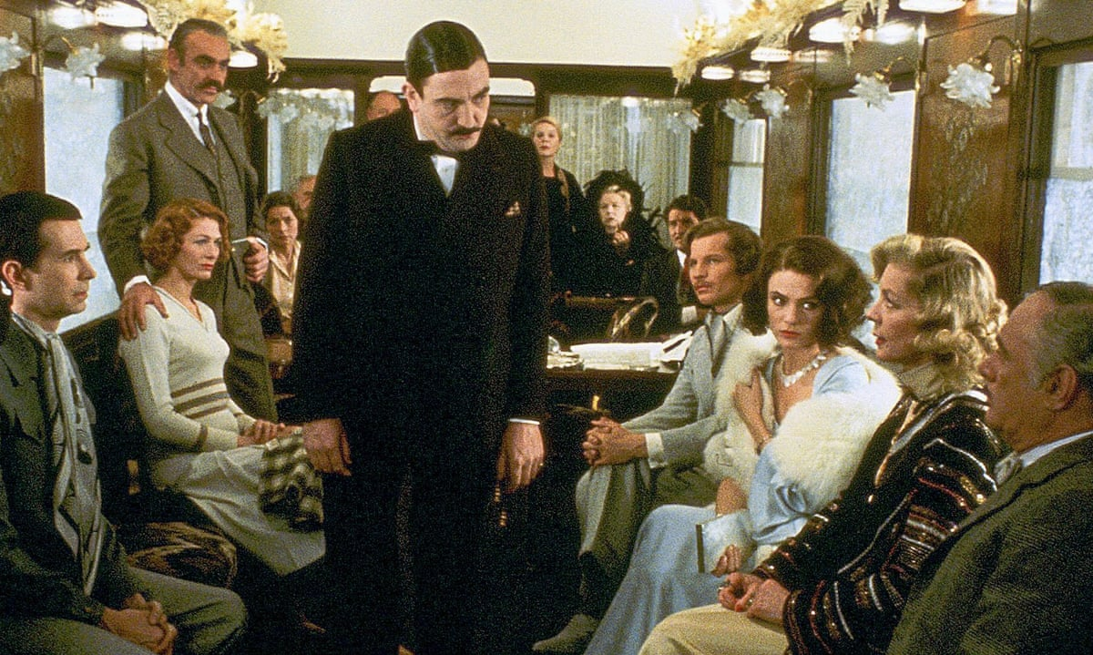 How we made the original Murder on the Orient Express | Film | The Guardian