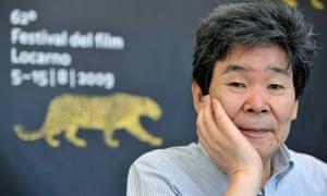 Isao Takahata in 2009.