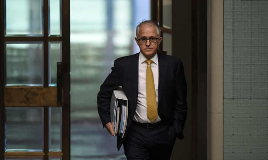 Malcolm Turnbull has faced concerted opposition to his energy policies from within his own ranks.