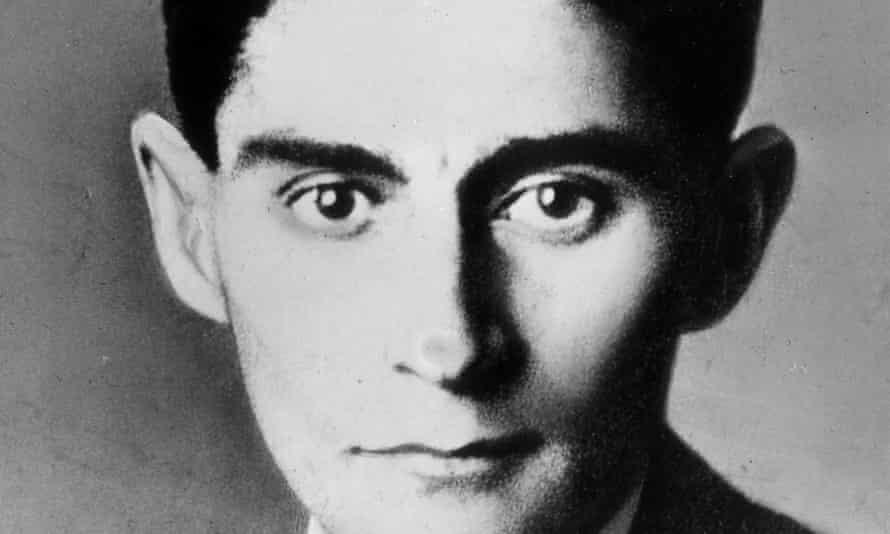 Franz Kafka circa 1910.