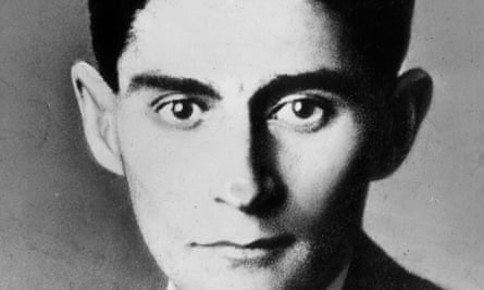 Franz Kafka pictured circa 1910: a year before he embarked on his summer tour of Europe.