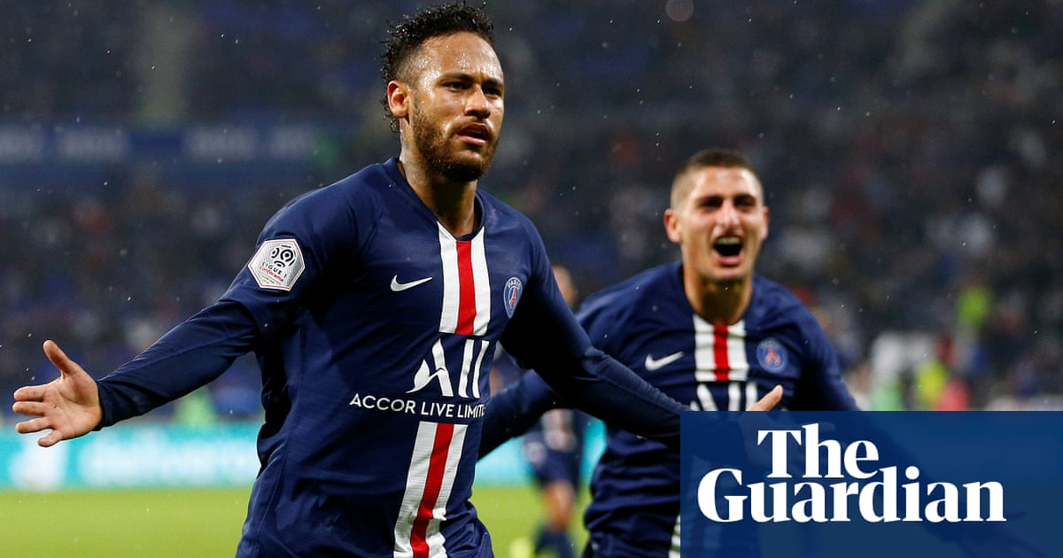 Tuchel must curb hype after Neymar completes PSGs perfect week
