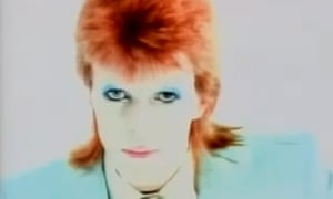 David Bowie's Life on Mars video