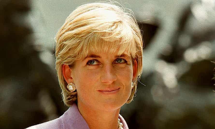 Diana in June 1997.