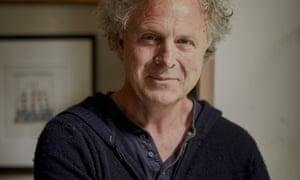 The writer and illustrator Charlie Mackesy
