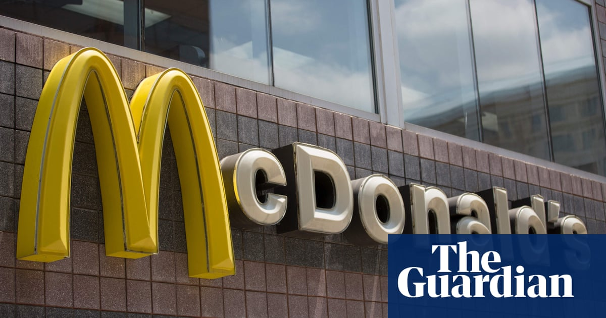 Animal rights protesters blockade four McDonald's distribution centres in UK
